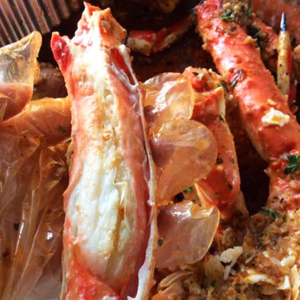 Thân Cua King Crab ( Cua Hoàng Đế )