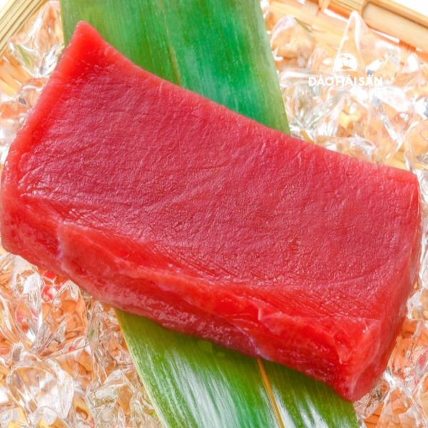 Cá Ngừ Cắt Saku Sashimi/kg