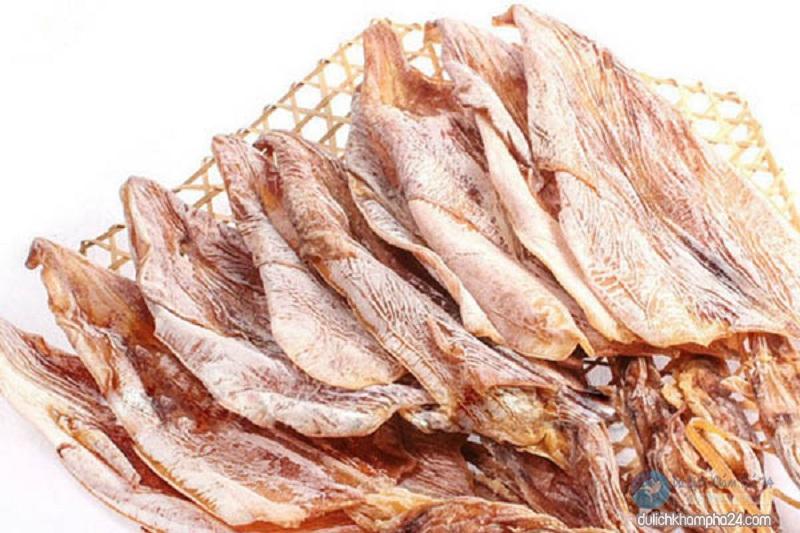giá mực 1 nắng loại 1 tại hải sản Kiều Hưng