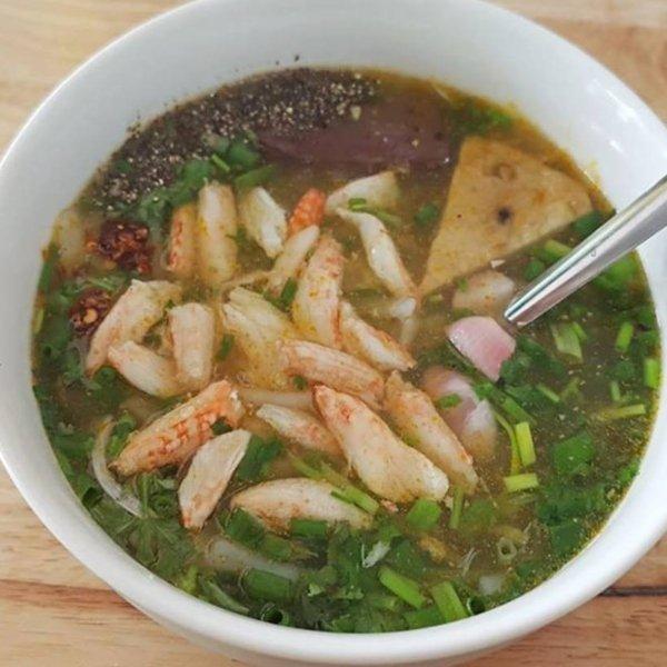 Thịt Càng Ghẹ ( Khay 250g)