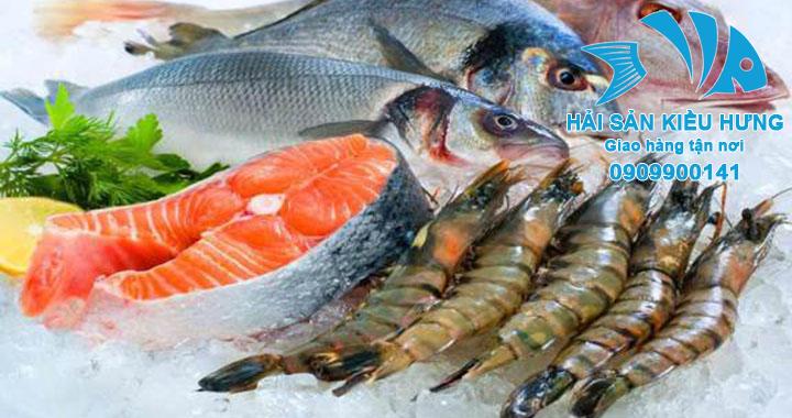 Cách chọn hải sản