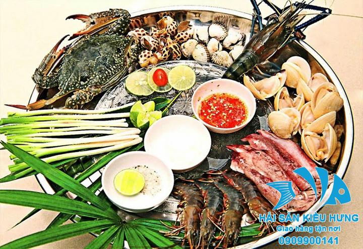 HẢI SẢN KIỀU HƯNG: Mua hải sản tươi sống online - Giao hàng tận nơi tại TPHCM