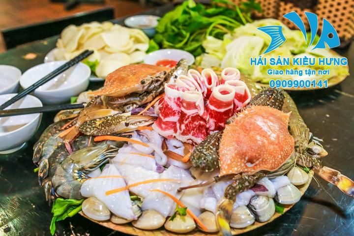 HẢI SẢN KIỀU HƯNG: Mua hải sản tươi sống online
