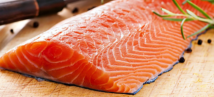 Cá hồi là một trong những nguồn thực phẩm rất bổ dưỡng