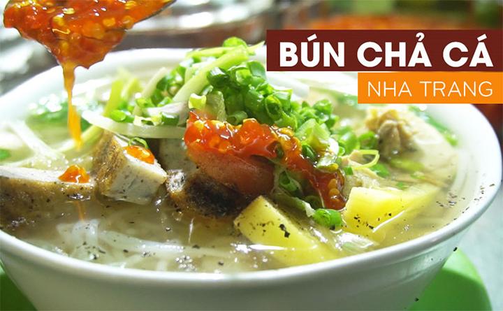 Cách nấu bún chả cá Nha Trang thơm ngon
