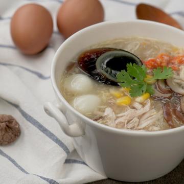 Cách làm súp cua trứng bắc thảo ngon đơn giản tại nhà