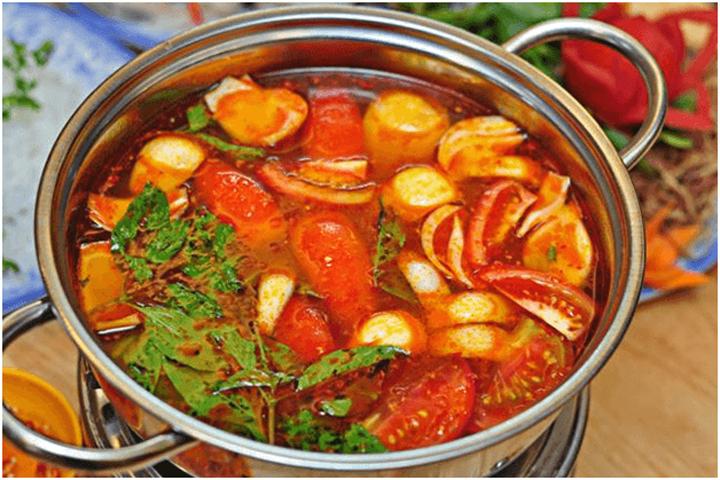 Cách nấu nước lẩu hải sản ngon đơn giản tại nhà