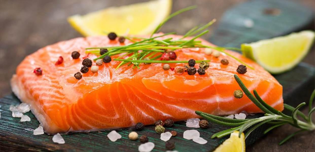 cá hồi nấu món gì